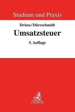 Umsatzsteuer von Drüen,  Klaus-Dieter, Ehrke-Rabel,  Tina