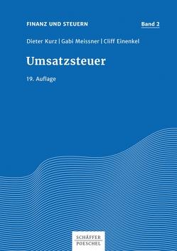 Umsatzsteuer von Kurz,  Dieter, Meissner,  Gabi