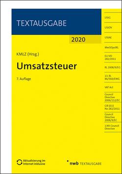 Umsatzsteuer von KÜFFNER MAUNZ