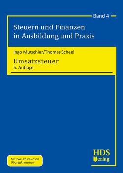 Umsatzsteuer von Mutschler,  Ingo, Scheel,  Thomas