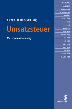 Umsatzsteuer von Bieber,  Thomas, Tratlehner,  Sebastian
