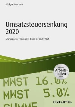 Umsatzsteuersenkung 2020 von Weimann,  Rüdiger