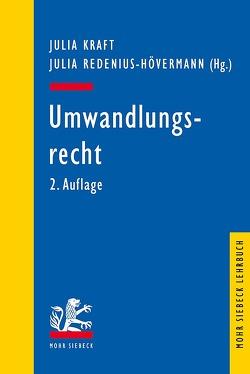 Umwandlungsrecht von Kraft,  Julia, Redenius-Hövermann,  Julia