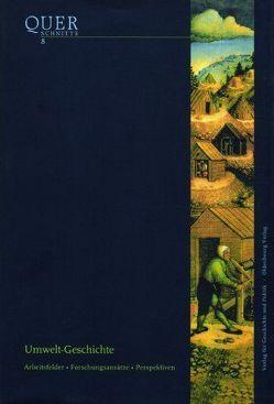 Umwelt-Geschichte von Hahn,  Sylvia, Reith