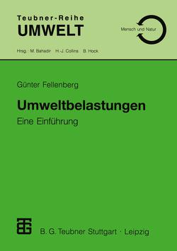 Umweltbelastungen von Fellenberg,  Günter
