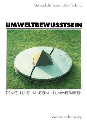 Umweltbewußtsein von de Haan,  Gerhard, Kuckartz,  Udo