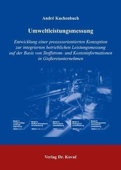 Umweltleistungsmessung von Kuchenbuch,  André