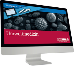Umweltmedizin online von Fromme,  Hermann, Wichmann,  H. Erich