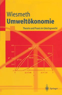 Umweltökonomie von Wiesmeth,  Hans