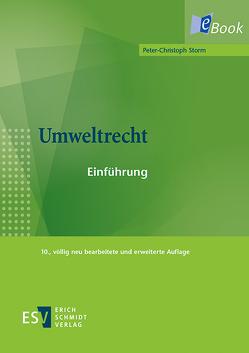 Umweltrecht von Storm,  Peter-Christoph