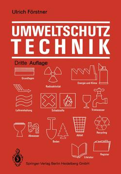 Umweltschutztechnik von Förstner,  Ulrich