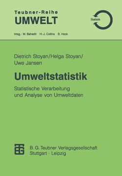 Umweltstatistik von Jansen,  Uwe, Stoyan,  Dietrich, Stoyan,  Helga