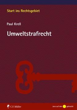 Umweltstrafrecht von Krell,  Paul
