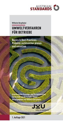 Umweltverfahren für Betriebe von Bergthaler,  Wilhelm