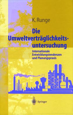 Umweltverträglichkeitsuntersuchung von Runge,  Karsten