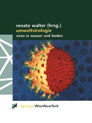 Umweltvirologie von Walter,  Renate