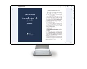 Umzugskostenrecht des Bundes – Digital von Biel,  Rolf, Irlenbusch,  Willi, Kopicki,  Alfons