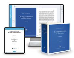Umzugskostenrecht Nordrhein-Westfalen – Print + Digital von Mohr,  Karl-Heinz, Sabolewski,  Horst