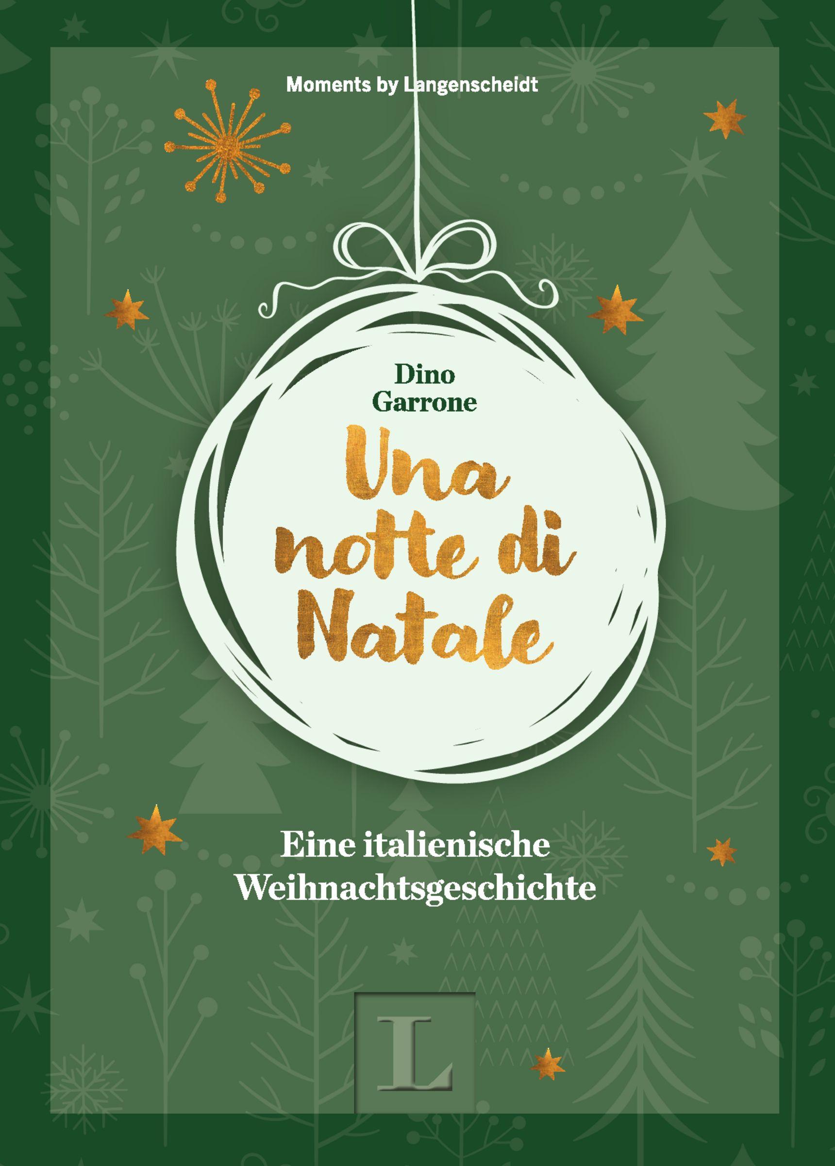 Una notte di Natale - Mini-Lektüre als perfektes Geschenk von Garrone