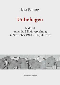 Unbehagen Band 1 von Fontana,  Josef