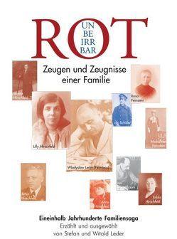 Unbeirrbar Rot von Kaiser,  Gerd, Leder,  Stefan, Leder,  Witold