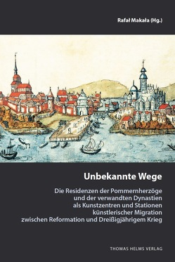 Unbekannte Wege von Makała,  Rafał