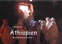 Unbekanntes Äthiopien – Alltag am Rande unserer Zeit (Wandkalender 2019 DIN A3 quer) von Bormann,  Knut