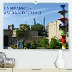 Unbekanntes Aserbaidschan (Premium, hochwertiger DIN A2 Wandkalender 2021, Kunstdruck in Hochglanz) von Schiffer,  Michaela