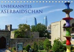 Unbekanntes Aserbaidschan (Tischkalender 2018 DIN A5 quer) von Schiffer,  Michaela