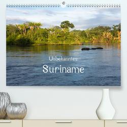 Unbekanntes Suriname (Premium, hochwertiger DIN A2 Wandkalender 2021, Kunstdruck in Hochglanz) von und A.-S. Susdorf,  T., weltreise-unlimited.de