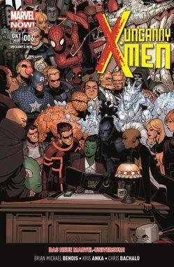 Uncanny X-Men von Anka,  Kris, Bachalo,  Chris, Bendis,  Brian Michael