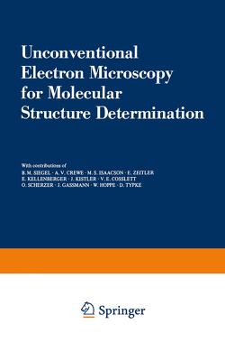 Unconventional Electron Microscopy for Molecular Structure Determination von Hoppe,  W., Mason,  R.