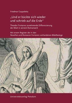 """""""Und er bückte sich wieder und schrieb auf die Erde"""" von Coppoletta,  Friedmar"""