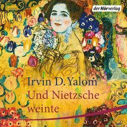 Und Nietzsche weinte von Pfeiffer,  Markus, Strätling,  Uda, Yalom,  Irvin D.