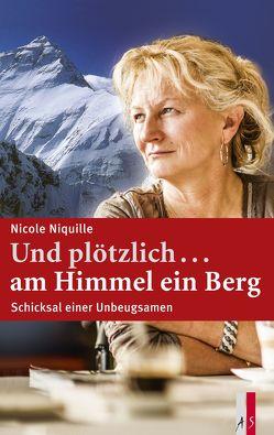 Und plötzlich …am Himmel ein Berg von Niquille,  Nicole, Rapp,  Jean-Philippe, Treichler,  Hans Peter