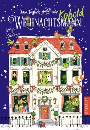 Und täglich grüßt der Weihnachtsmann/kobold von Kaiblinger,  Sonja, Renger,  Nikolai