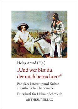 """""""Und wer bist du, der mich betrachtet?"""" von Arend,  Helga, Biere,  Bernd U, Bluhm,  Lothar, Diekmannshenke,  Hajo, Grünewald,  Dietrich, Guntermann,  Georg, Liebert,  Wolf A, Lüthe,  Rudolf, Mahrt,  Nina, Meinen,  Iris, Metten,  Thomas, Pohl,  Inge, Rohr,  W G, Scheinhammer-Schmid,  Ulrich, Scholdt,  Günter, Schweikert,  Rudi, Ueding,  Gerd, Wünsche,  Marie L, Wyss,  Eva L, Zeilinger,  Johannes"""