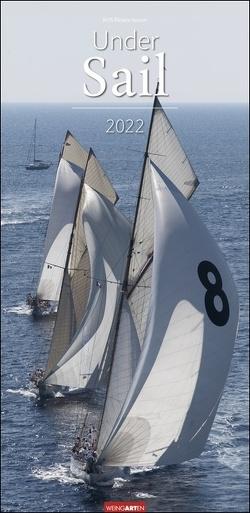 Under Sail Kalender 2022 von Weingarten