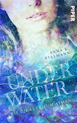 Blue Water von Bellmann,  Anna K.