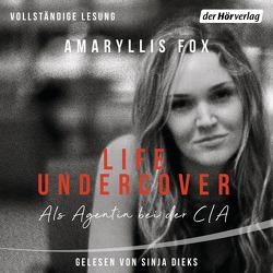 Life Undercover von Dieks,  Sinja, Fox,  Amaryllis, Liebl,  Elisabeth