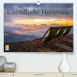 Unendliche Horizonte (Premium, hochwertiger DIN A2 Wandkalender 2020, Kunstdruck in Hochglanz) von Klinder,  Thomas
