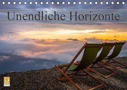 Unendliche Horizonte (Tischkalender 2019 DIN A5 quer)