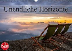Unendliche Horizonte (Wandkalender 2018 DIN A3 quer) von Klinder,  Thomas