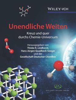 Unendliche Weiten von Lindhorst,  Thisbe K., Quadbeck-Seeger,  Hans-Jürgen