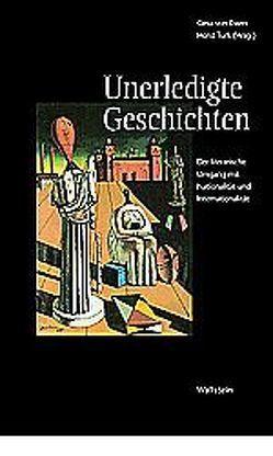 Unerledigte Geschichten von Essen,  Gesa von, Turk,  Horst