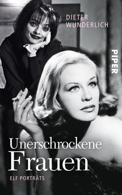 Unerschrockene Frauen von Wunderlich,  Dieter