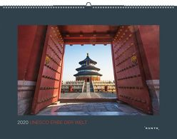 UNESCO Erbe der Welt 2020 von KUNTH Verlag