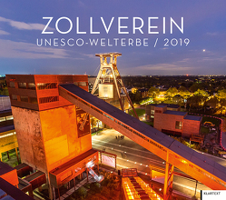 UNESCO-Welterbe Zollverein 2019