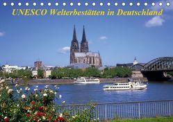 UNESCO Welterbestätten in Deutschland (Tischkalender 2019 DIN A5 quer) von Reupert,  Lothar