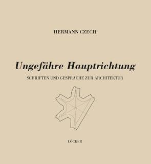 Ungefähre Hauptrichtung von Czech,  Hermann